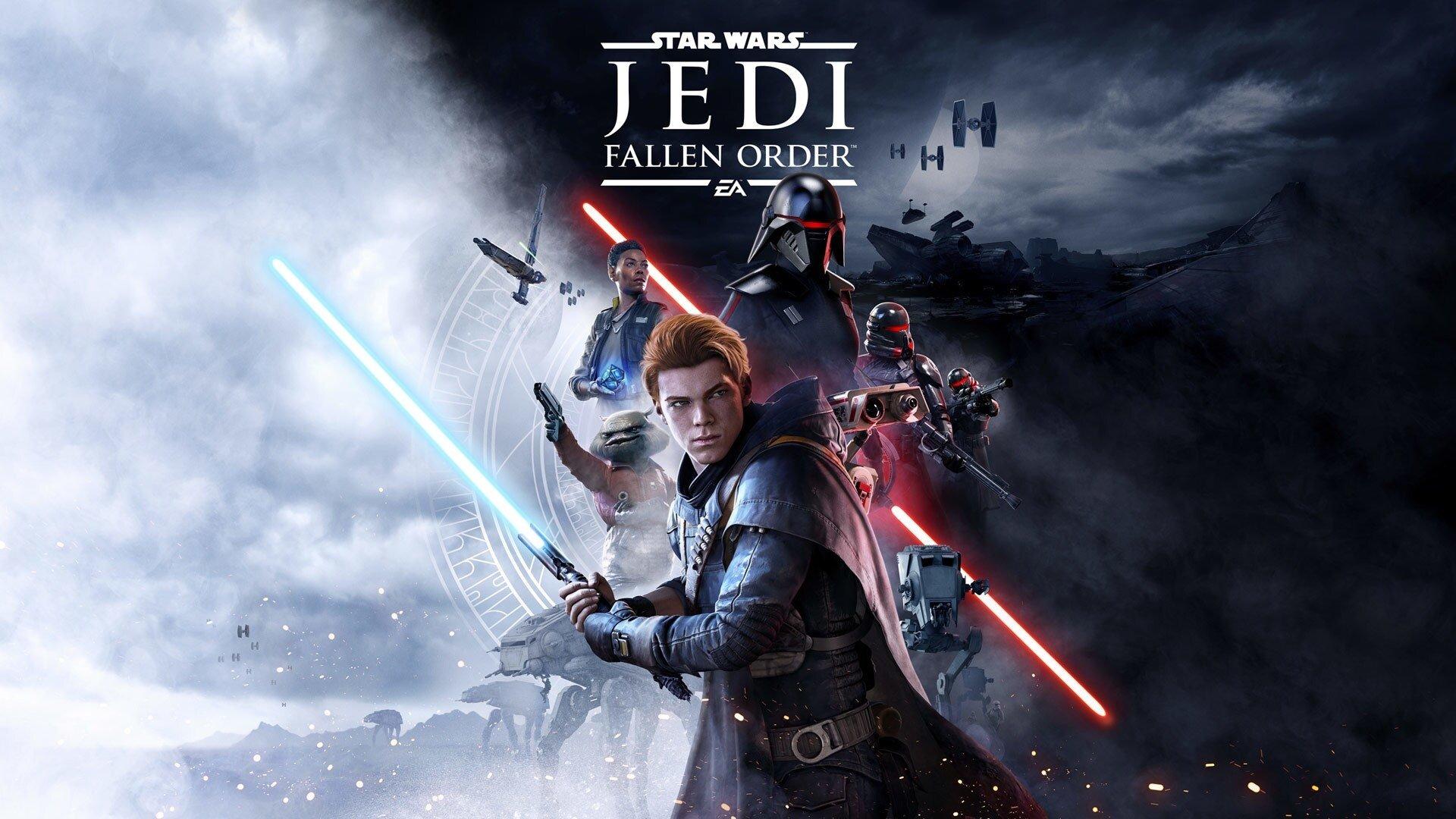 Обзор Star Wars Jedi: Fallen Order — на безрыбье и падаван джедай