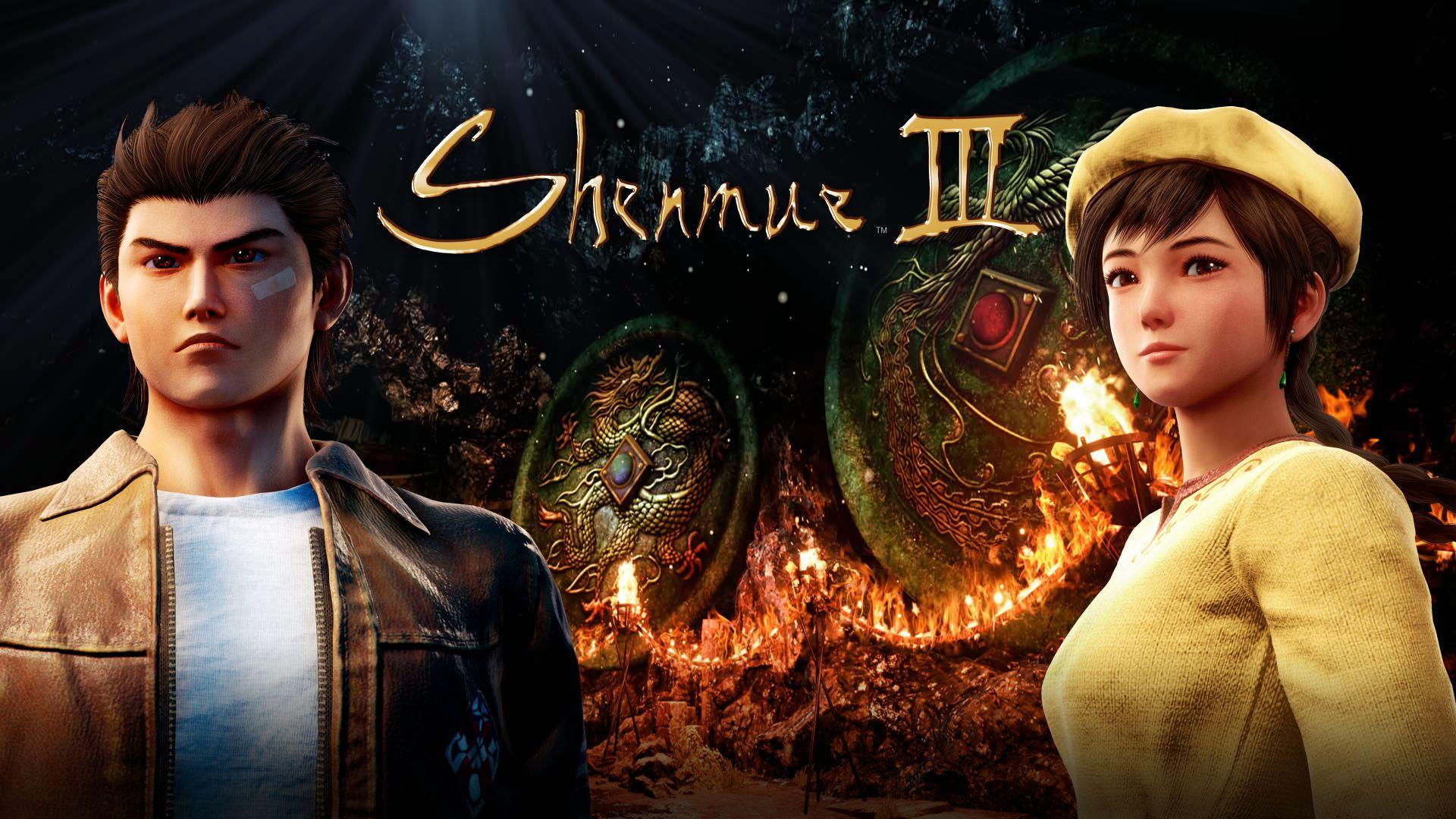 Обзор Shenmue 3 — ты откуда такая взялась?