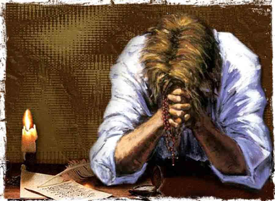 ცოდვილის სინანული