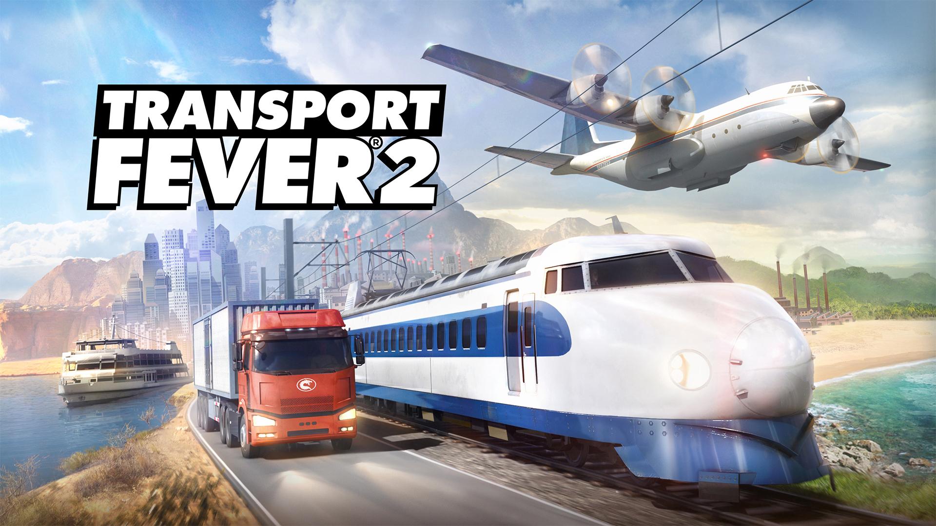 Обзор Transport Fever 2 — когда всё сделано не как у людей
