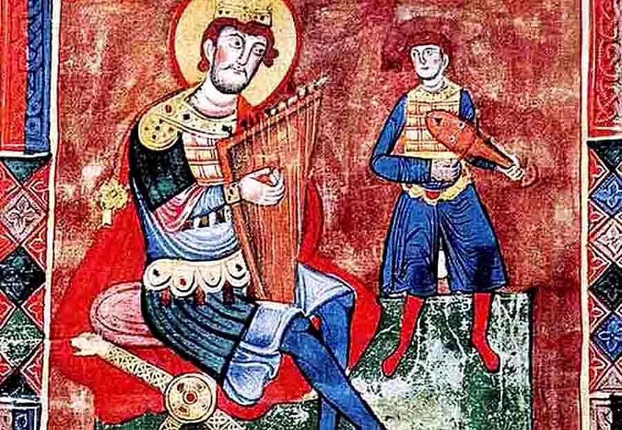 მეფე დავით წინასწარმეტყველი