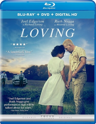 Лавинг / Loving (Джефф Николс / Jeff Nichols) [2016, Великобритания, США, драма, мелодрама, биография, BDRip-AVC] Dub + Original Eng + Sub (Rus, Eng)