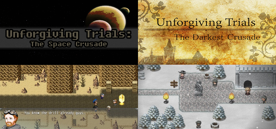 Unforgiving Trials Bundle [steam key]