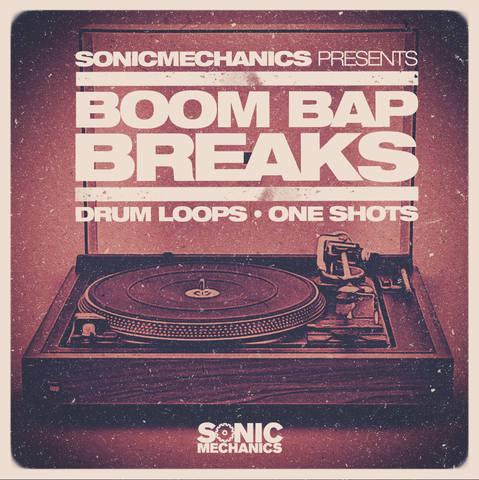 Sonic Mechanics - Boom Bap Breaks MULTiFORMAT