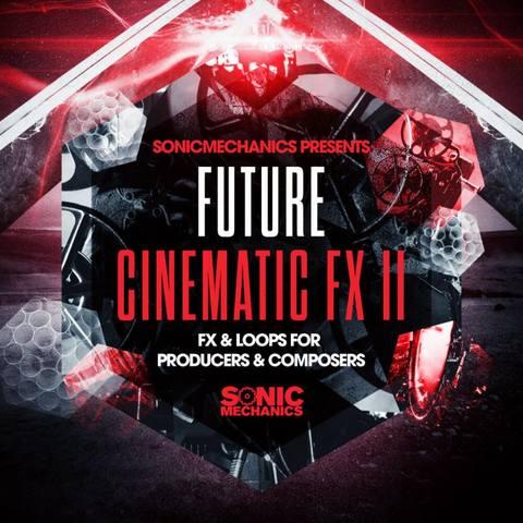 Sonic Mechanics - Future Cinematic FX 2 MULTiFORMAT