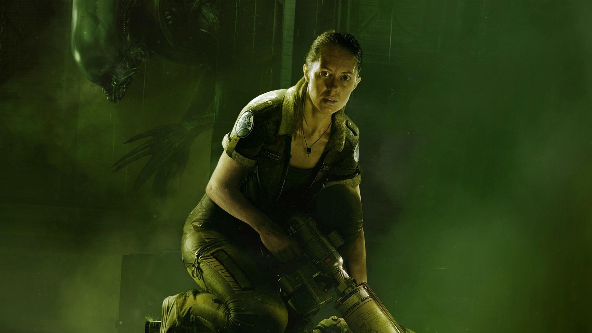 Художник показал, как бы выглядела новая игра по первому «Чужому» на Unreal Engine 4
