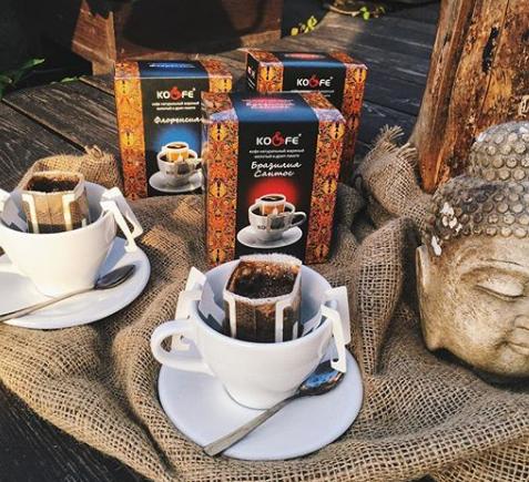 Свежеобжаренный кофе киев