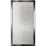 дверь прозрачная декор