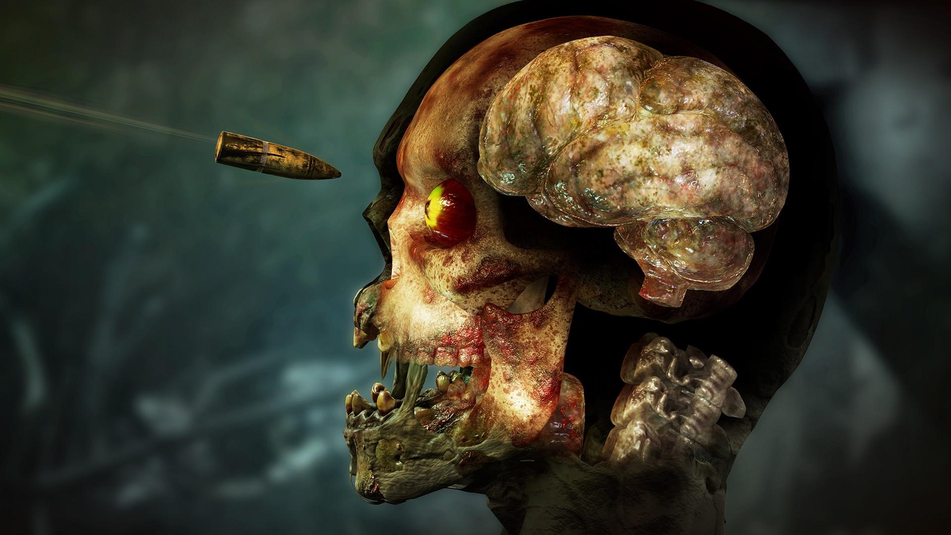 Почти час геймплея Zombie Army 4 в духе Left 4 Dead