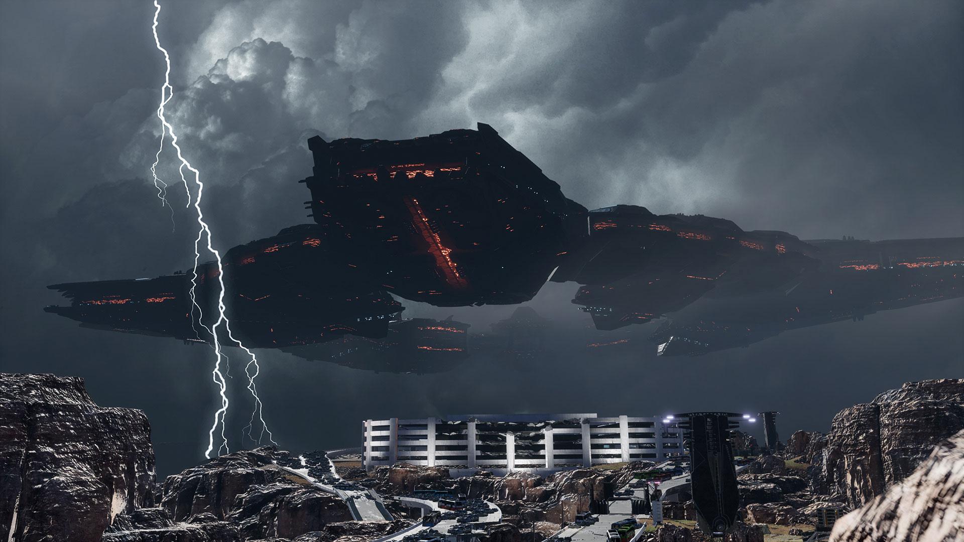 Шутер Disintegration от разработчика Halo обзавелся получасовым геймплеем