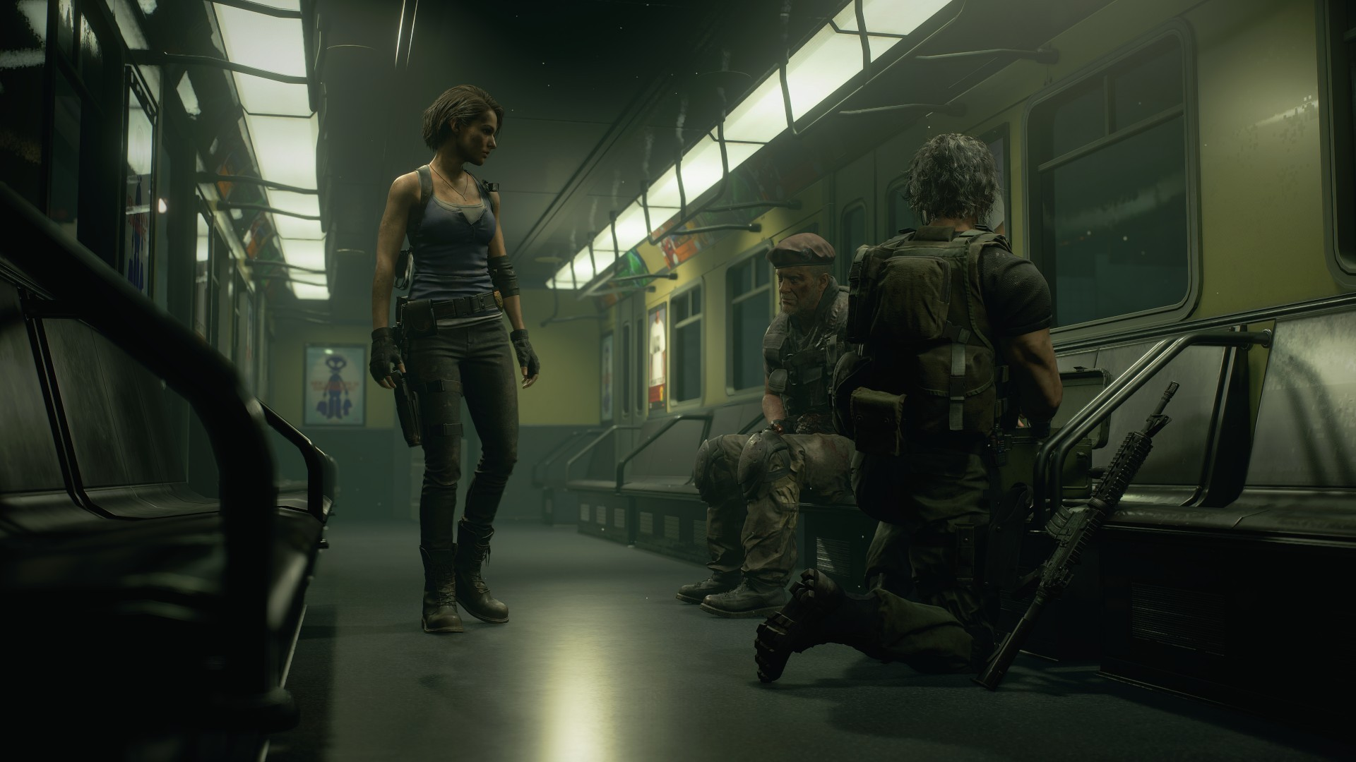 Новые подробности ремейка Resident Evil 3
