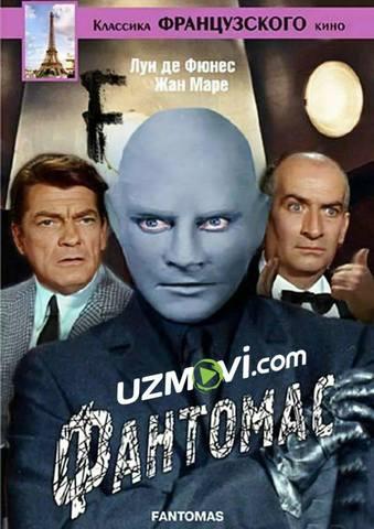 Fantomas 1 uzbek tilida