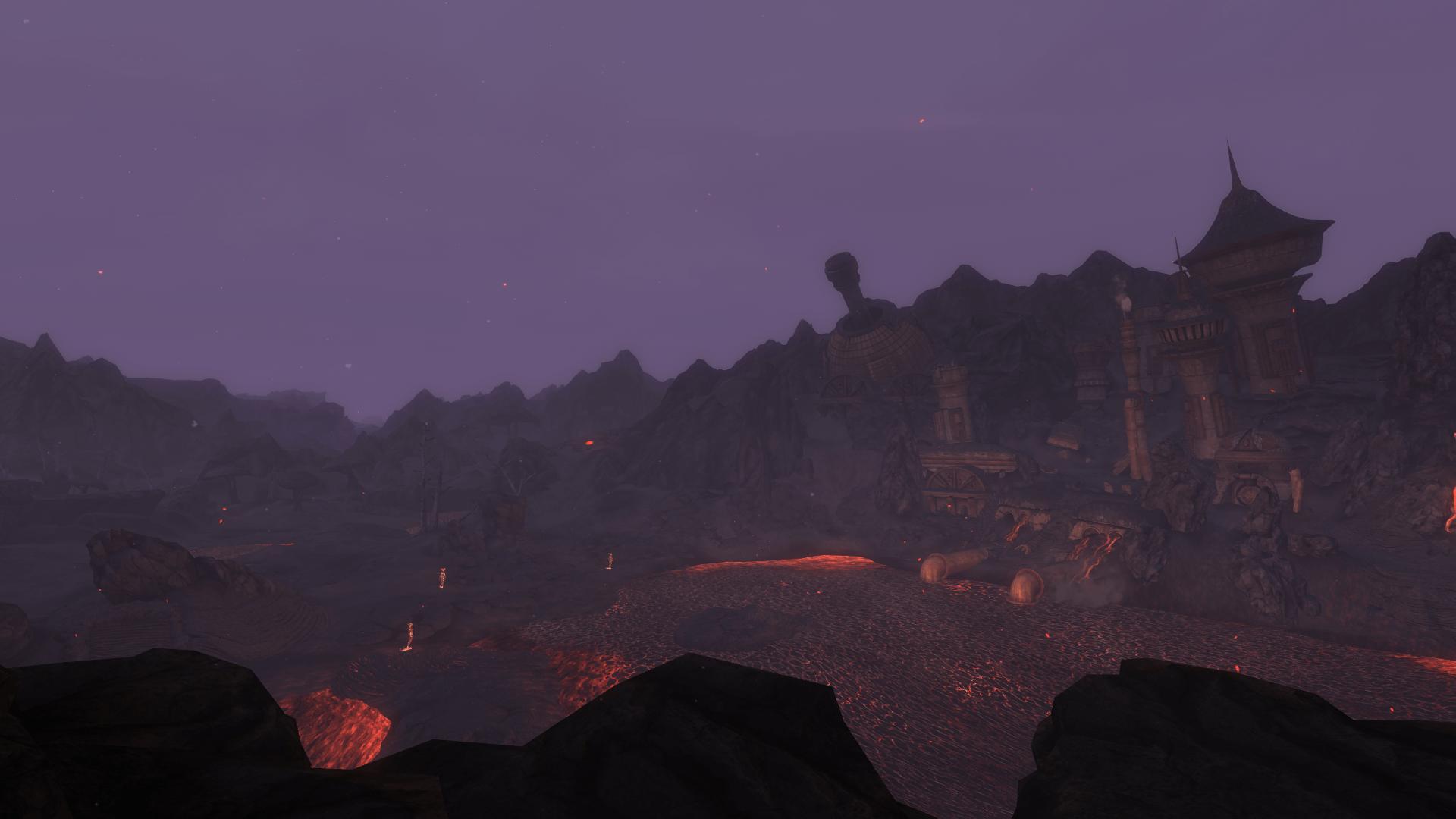 Авторы полноценного переноса Morrowind на движок Skyrim показали прогресс в новом видео
