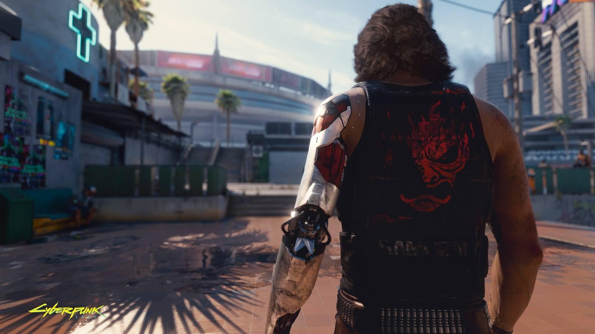 Киану Ривз подарил разработчикам Cyberpunk 2077 гитару с подписью