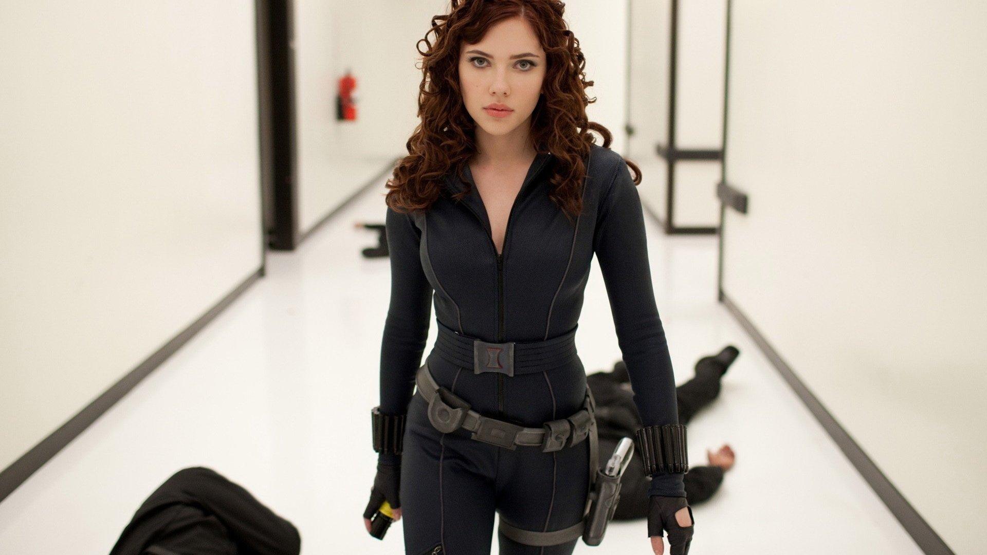 Наташа Романофф и другие супергерои встретились в новом трейлере «Черной вдовы» от Marvel
