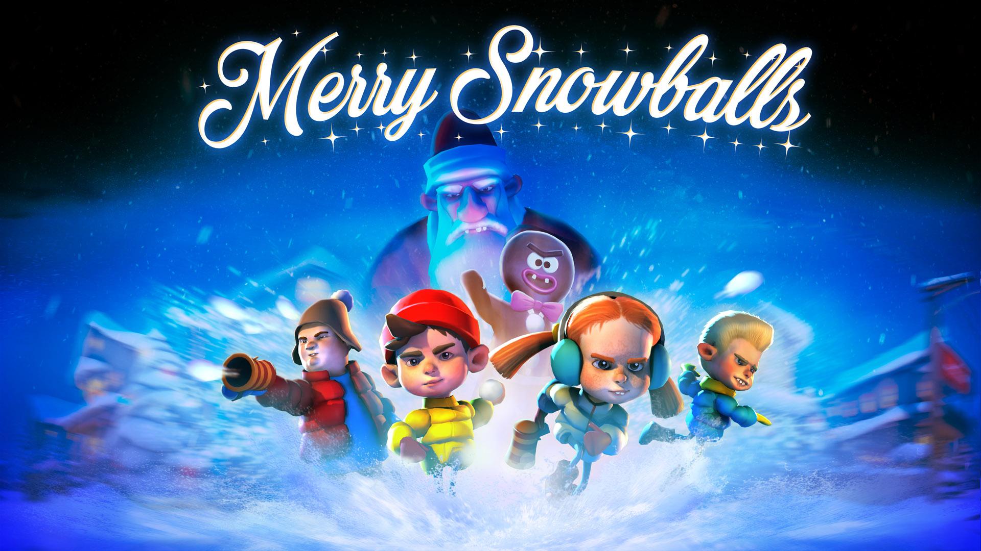 Халява: в Steam бесплатно раздают VR-игру про войну снежками