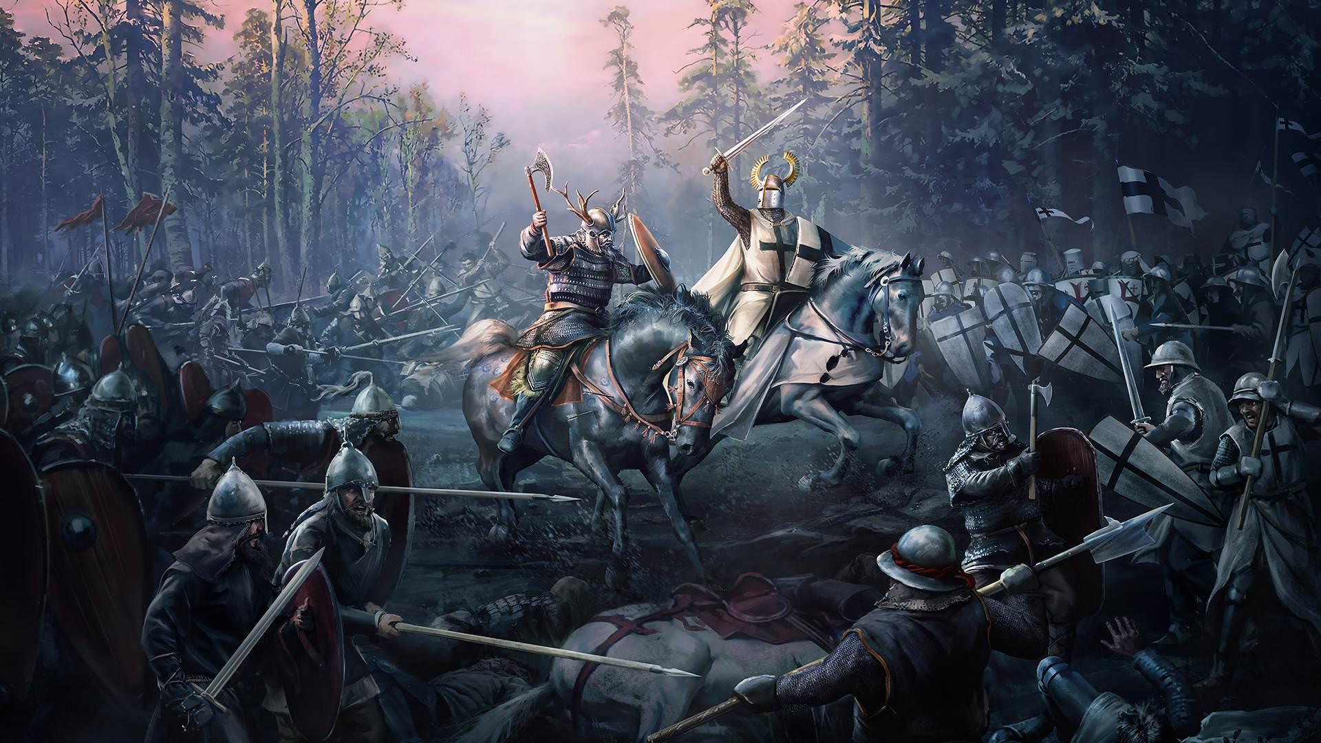 Халява: в Steam бесплатно раздают дополнение для Crusader Kings 2