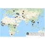 Страны, в которых действуют военные биолаборатории США