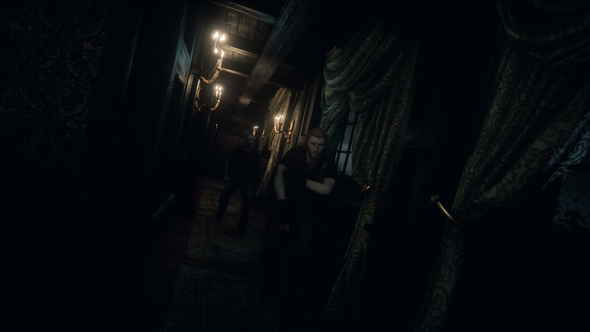 Вышел трейлер с геймплеем нового клона Resident Evil, в котором есть зомби и головоломки