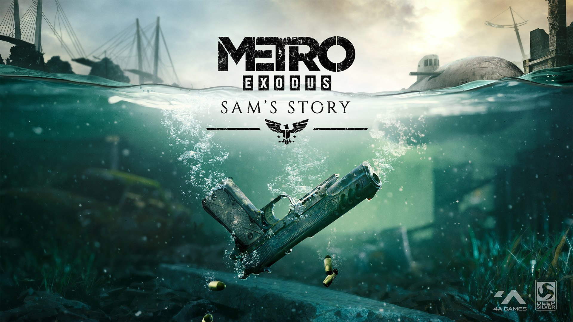 Авторы Metro Exodus официально объявили дату выхода «Истории Сэма»