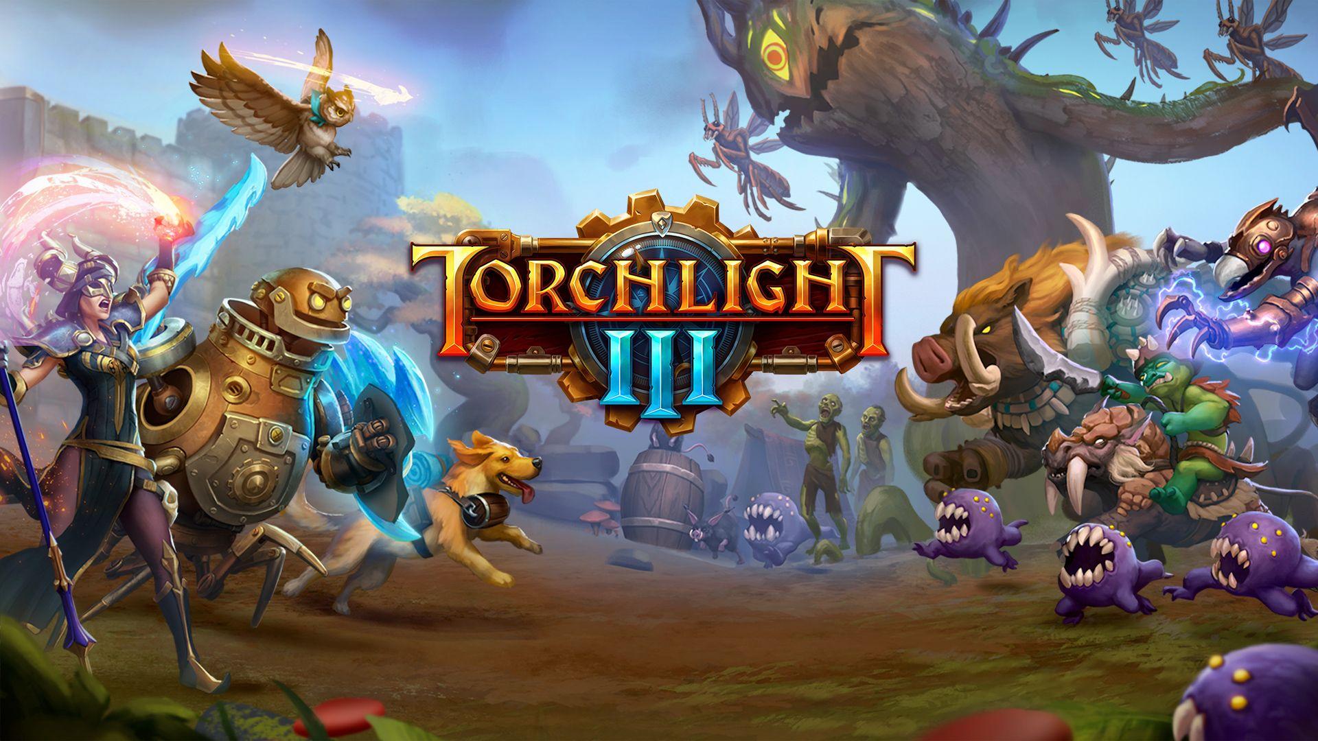 Состоялся анонс Torchlight 3, но есть один нюанс