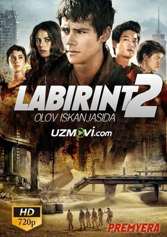 Labirint 2: Olov iskanjasida ilk bor uzbek tilida original HD premyera