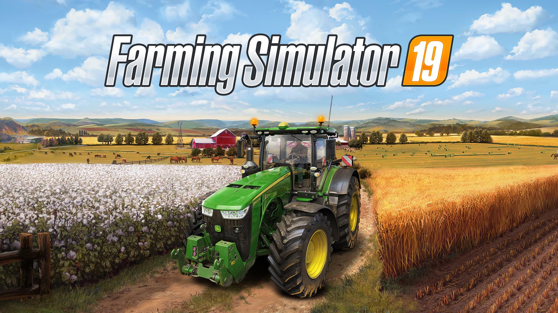 Халява: на PC бесплатно раздают Farming Simulator 19