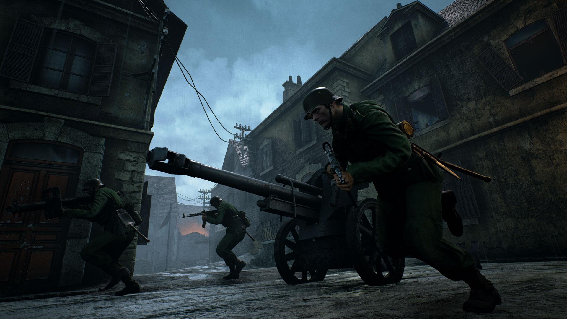 В Steam вышел шутер про Вторую мировую войну, в котором можно отстрелить врагу голову