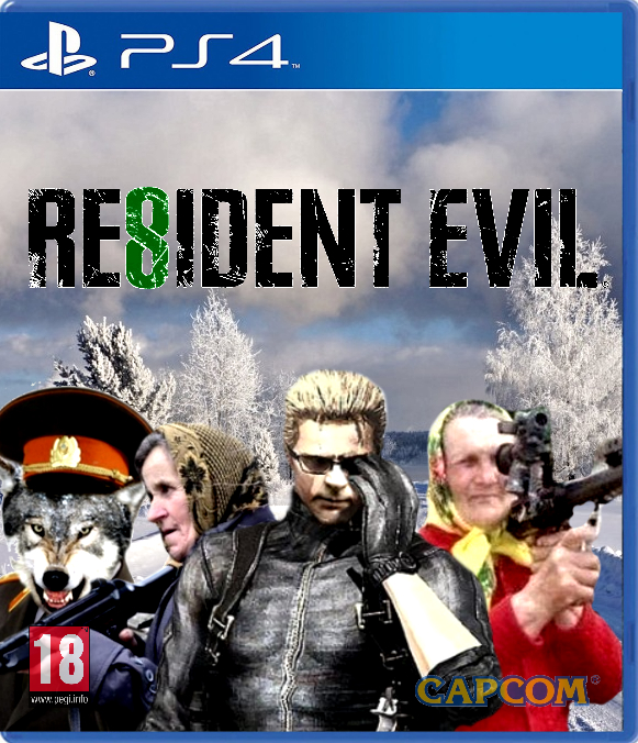 Новые слухи о Resident Evil 8 29402870