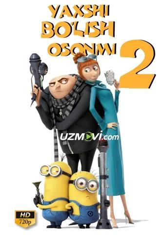 Yaxshi bo'lish osonmi 2