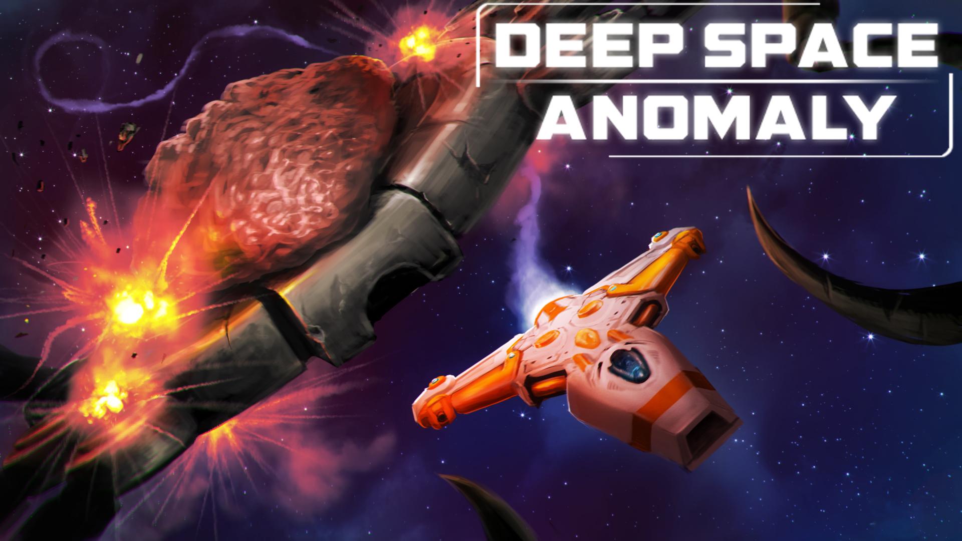 Халява: на PC бесплатно раздают космический экшен - Deep Space Anomaly