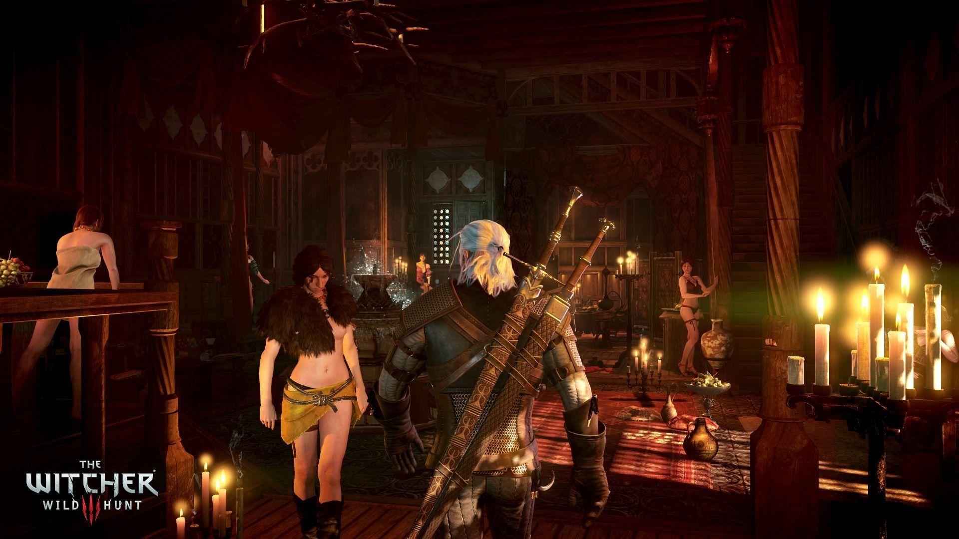 В Witcher 3 добавили реалистичные глаза, которые сложно отличить от настоящих