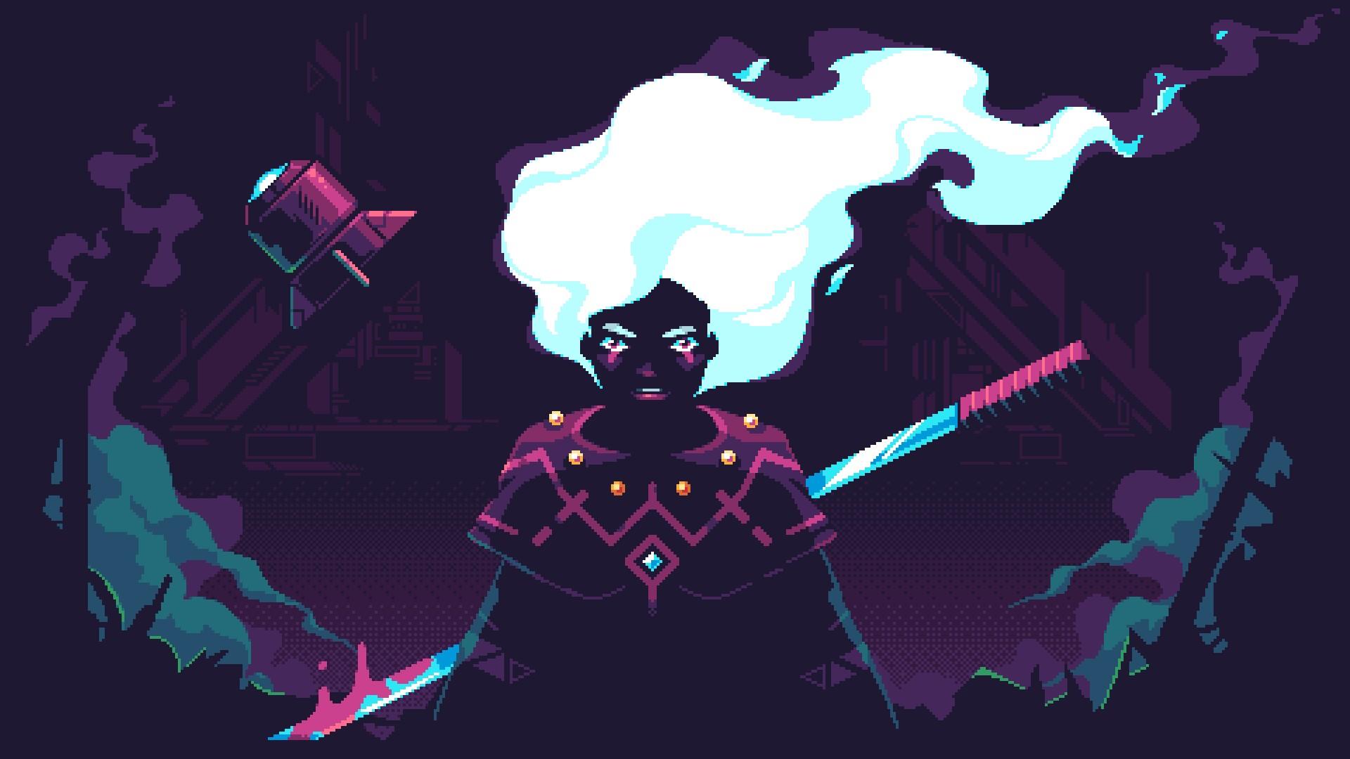 В Steam вышла новая игра с боссами-гигантами, секретами и высокой скоростью - ScourgeBringer
