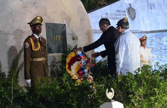 Российская пресса освещает визит министра иностранных дел Сергея Лаврова в Сантьяго-де-Куба