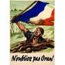 Франция. Вишистский плакат