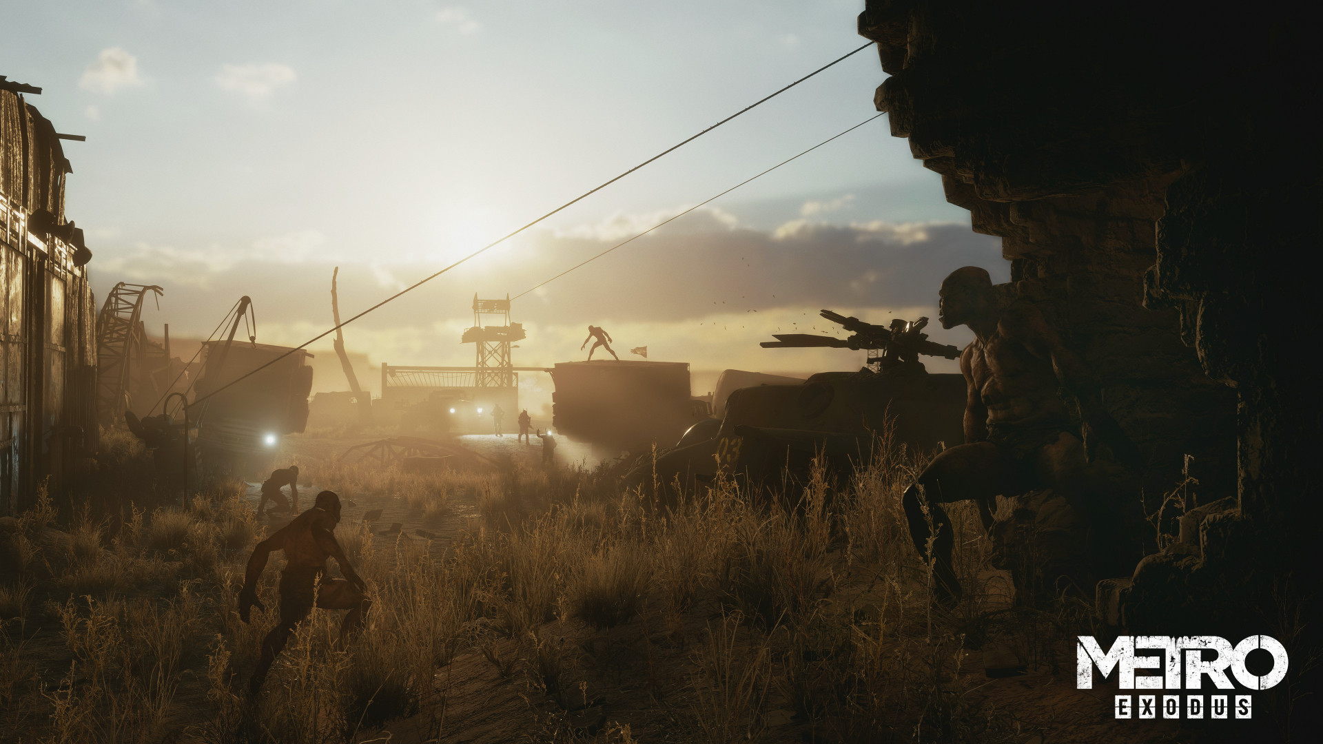 Epic Games Store распродает Metro Exodus, пока игра не вышла в Steam