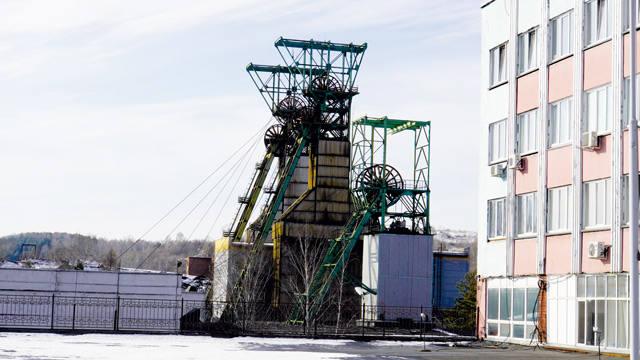 «Осинниковская» — старейшая из шахт Кузбасса. Путешествие к центру земли
