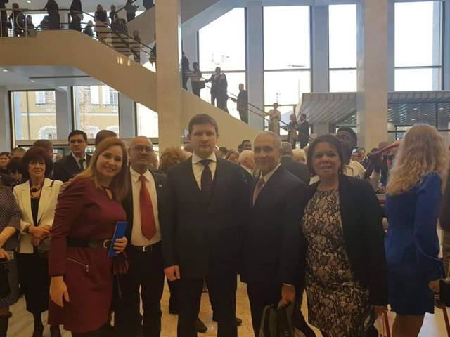 Куба присутствует на центральном мероприятии к 60-летию Дружбы с народным университетом