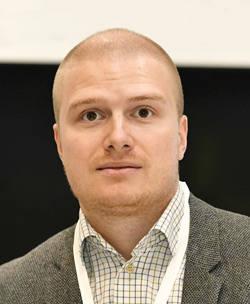Генеральный директор «Цифра Роботикс»  Дмитрий Клебанов