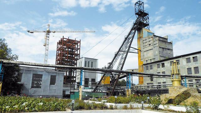 шахтеры Донбасса, уголь Донбасса