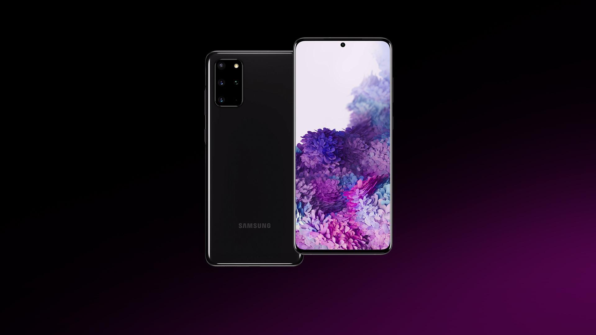 Samsung представила новый смартфон S20 за 120 тыс. рублей