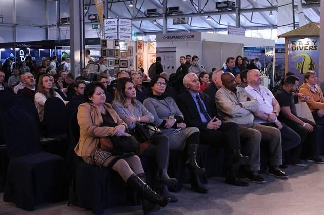 Успешное участие Кубы в качестве гостевой страны в Московской международной дайвинг-выставке Dive Show