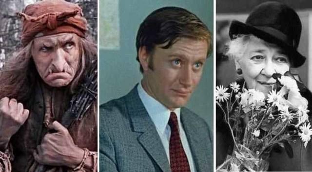 11 известных советских актёров, которые по разным причинам изменили свои имена или фамилии .