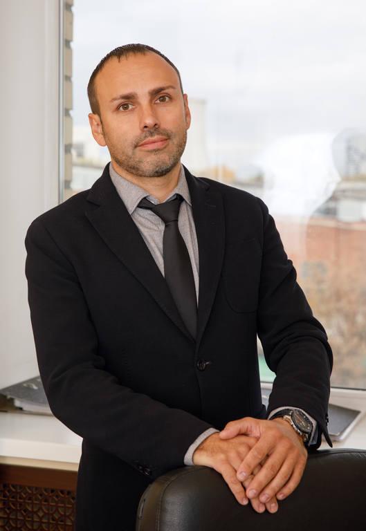 Директор по административно-хозяйственной деятельности ООО «Байкал-Сервис ТК» Александр Разин