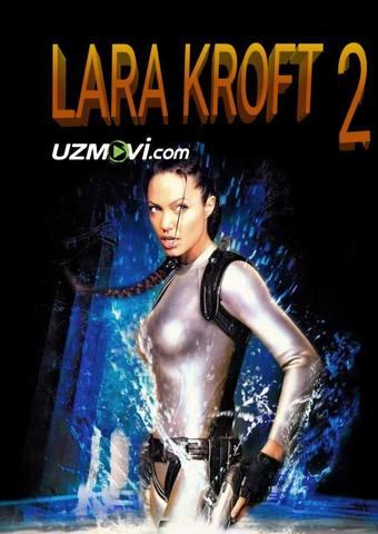 Lara Kroft 2 dahma qo'riqchisi