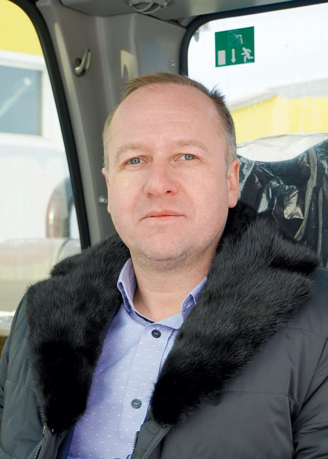Руководитель по поддержке продаж и обучению ООО «Ферронордик Машины»   Леонид Гусев