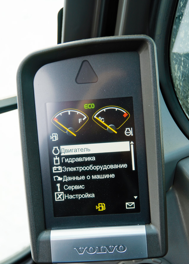 Экскаватор Volvo EC200D