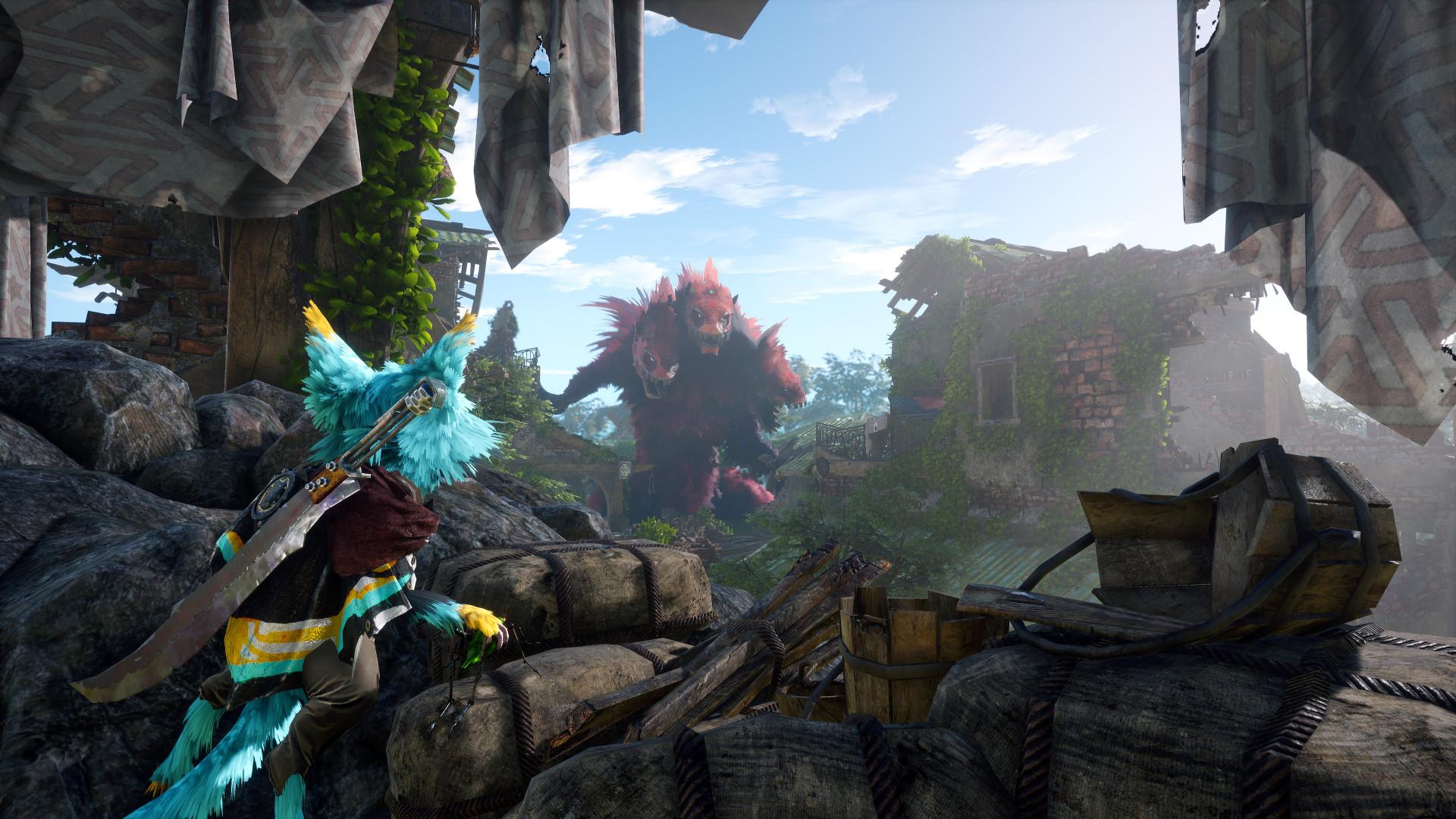 Разработчики Biomutant развеяли слухи об отмене игры