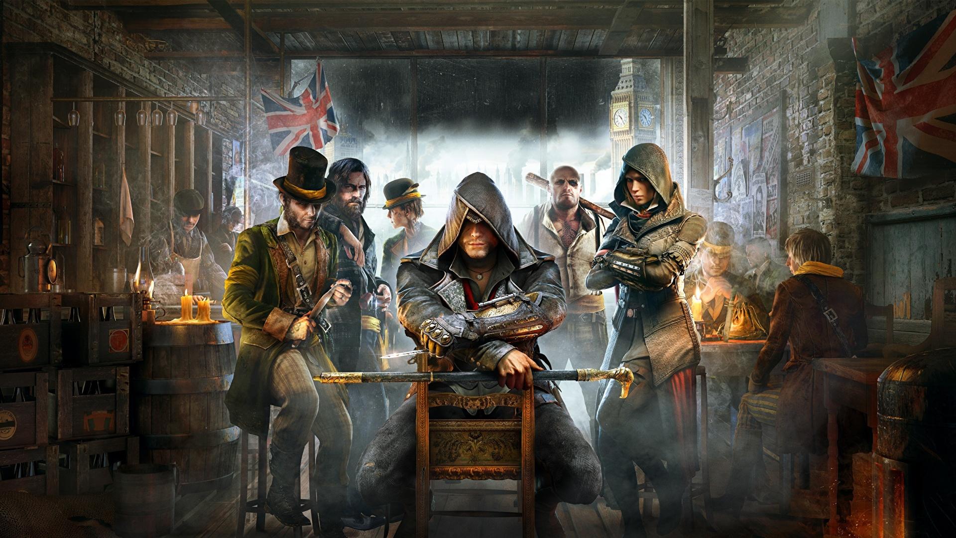 Халява: на PC бесплатно раздают Assassin's Creed: Syndicate и Faeria