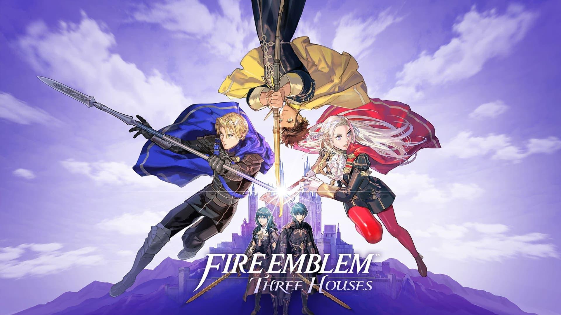 Обзор Fire Emblem: Three Houses — крутая тактическая ролевая игра